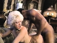 Jeanna Fine has sex with a long black dick.