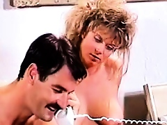 Tracey Adams makes a classic blowjob.
