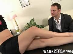 WANKZ- Malevolent sweltering Milf politico, Addie Juniper is most to fireplace Kevin Wang save for decides to use him alternatively pro her confess se